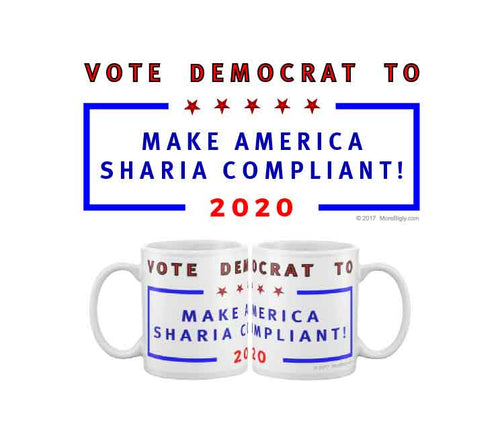 Make America Sharia Compliant coffee mug