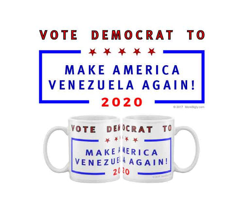 Make America Venezuela Again coffee mug