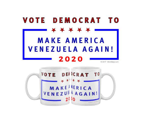 Make America Racist Again coffee mug
