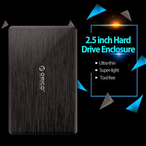 ORICO 2.5 inch USB3.0 External Hard Drive Enclosure