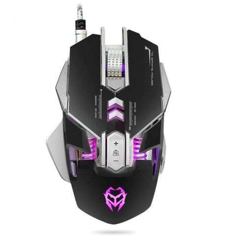 Wired Mouse Gamer Computer New 3200DPI Optical Adjustable 7D