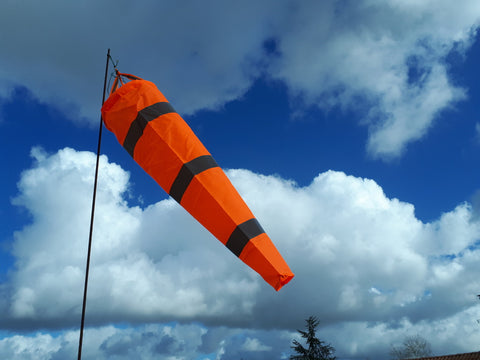 manche à air aviation windsock