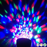 lampe dj mini disco pour salon