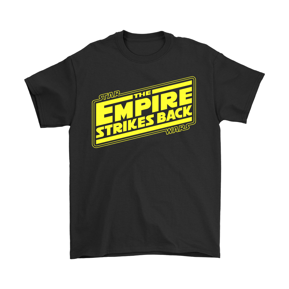Star-Wars-Empire-Strikes-Back-Logo-T-Shirt-Size-Small-to-5X-Large-Available