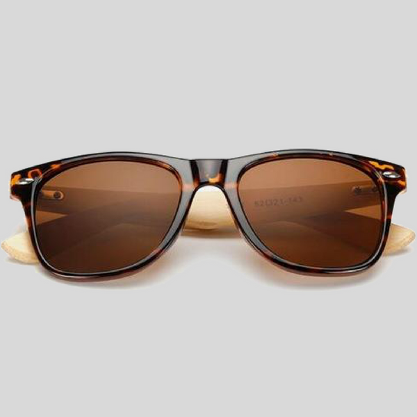"""Ralphs"" Wood Sunglasses"