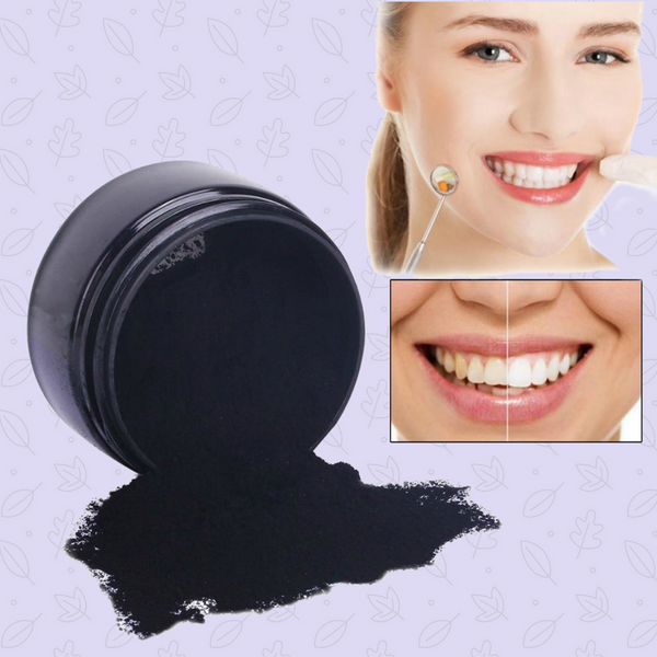 Aphrodite Activated Charcoal Whitening Powder