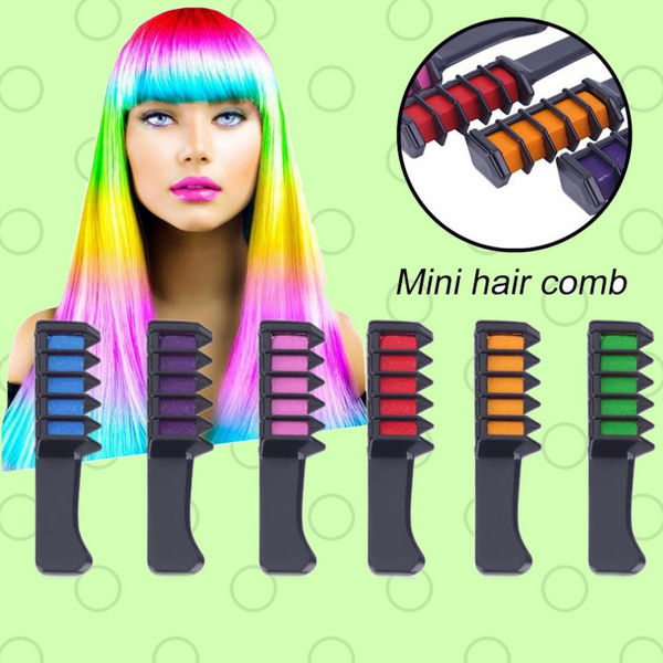 """Aethels"" Hair Color Comb"