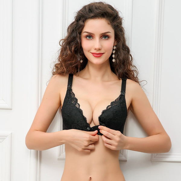 """Queen Esther"" Breastfeeding Bra"