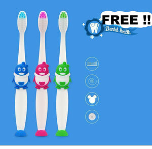 Free Childrens Toothbrush
