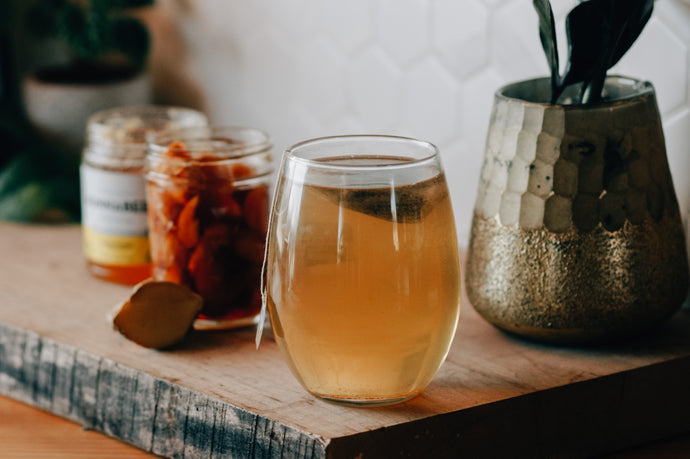 Garlic Honey Toddy