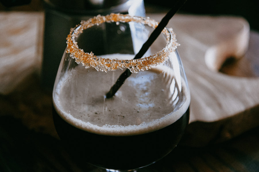 Creamed Coffee Martini