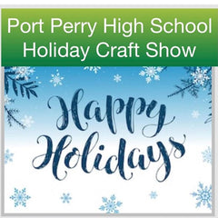 Port Perry Holiday Craft Show