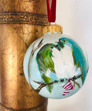 Load image into Gallery viewer, I Got You Babe - Original Painting on Ceramic Ornament