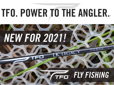 TFO New Rods for 2021