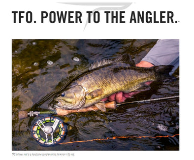 Part III: The Basics of Fly Reels