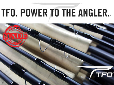 Made for the Outdoors: How its made - TFO Rods with Bill Sherck