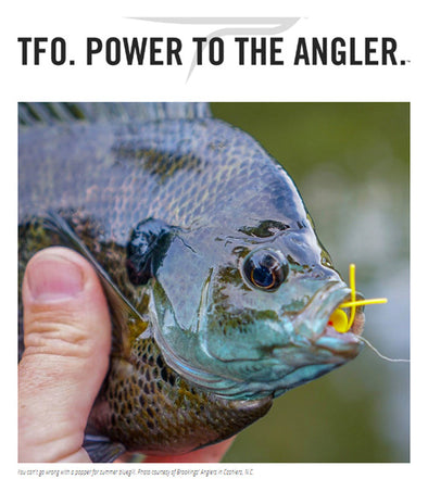 How to Catch Panfish on Fly