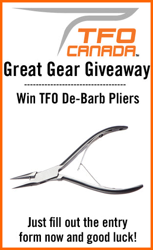 TFO Gear Giveaway