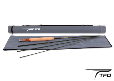 TFO Finesse rod
