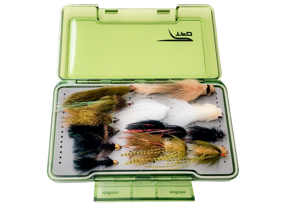 tfo fly selection streamers
