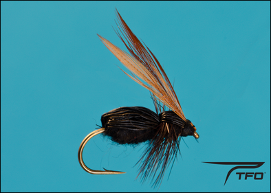 Ant Mike's Carpenter Dry fly fishing fly | TFO - Temple Fork Outfitters Canada