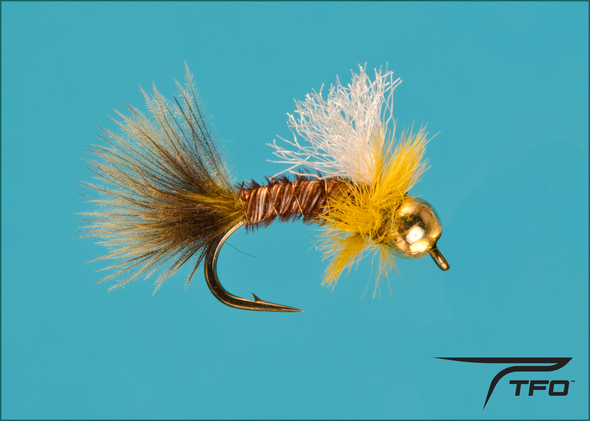 Beaded Bug Fly fishing nymph | TFO - Temple Fork Outfitters Canada
