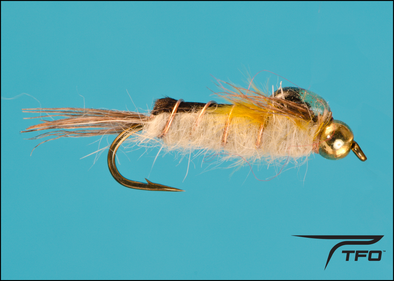 Bead Poxyback Green Drake Nymph Fly fishing nymph | TFO - Temple Fork Outfitters Canada