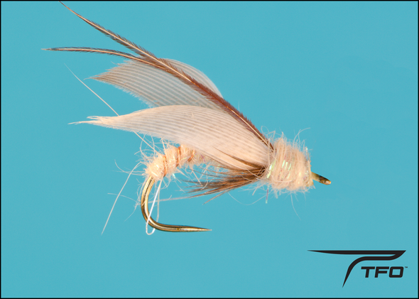 Caddis Pupa Cream