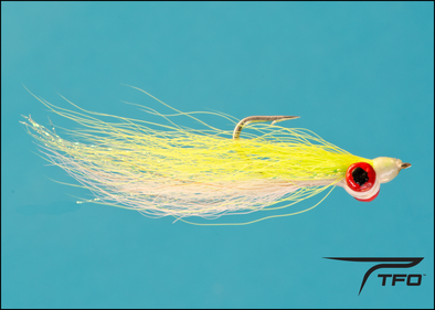 Clouser Minnow Chart/White