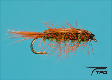 Full Back Fly fishing nymph | TFO - Temple Fork Outfitters Canada