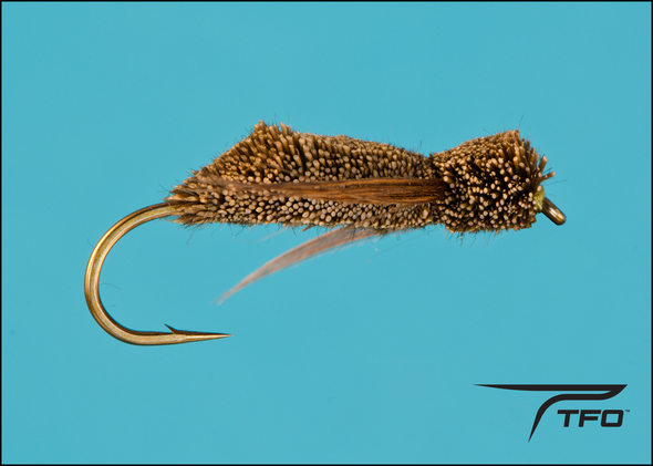 Gomphus Bug - Olive Fly fishing nymph | TFO - Temple Fork Outfitters Canada