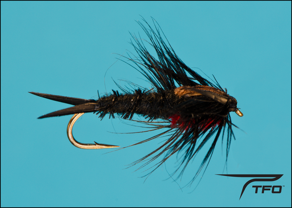 Hellgrammite Fly fishing nymph | TFO - Temple Fork Outfitters Canada
