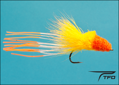 Hula Diver Yellow/Orange