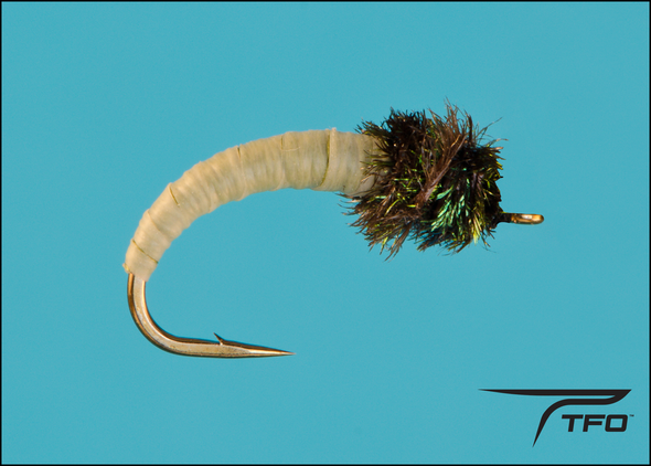 Latex Larva Fly fishing nymph | TFO - Temple Fork Outfitters Canada