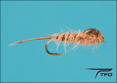 March Brown - Poxyback Fly fishing nymph | TFO - Temple Fork Outfitters Canada