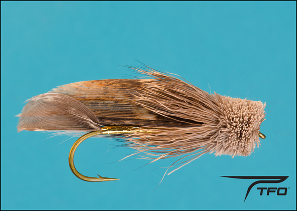 Muddler Minnow - Brown