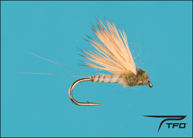 PS Slant Wing Dun - Gray Olive