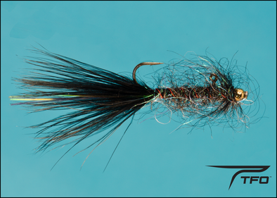 Balanced Leech Black | TFO - Temple Fork Outfitters Canada