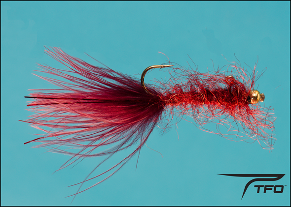 Balanced Leech Burgundy | TFO - Temple Fork Outfitters Canada