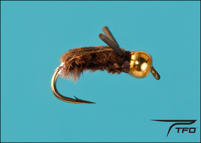 Beadhead Backswimmer Fly fishing nymph | TFO - Temple Fork Outfitters Canada