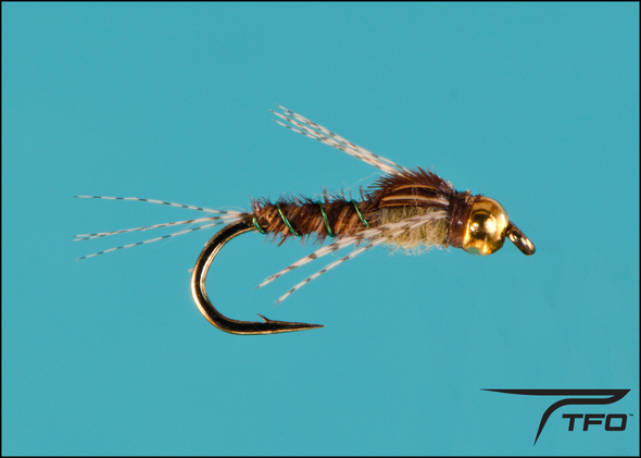 Beadhead Baetis Nymph | TFO - Temple Fork Outfitters Canada