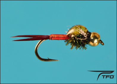Beadhead Copper John Red | TFO - Temple Fork Outfitters Canada