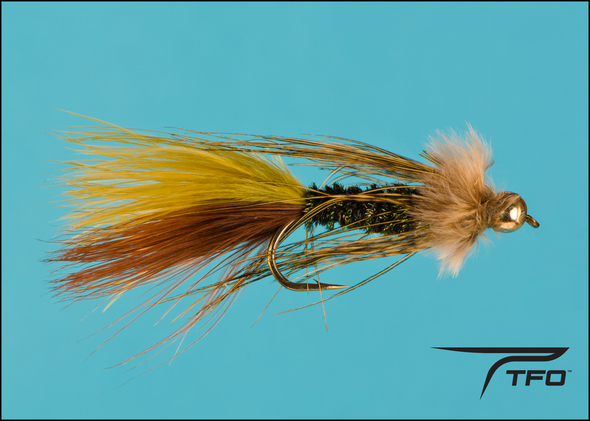Beadhead Dragon Fly fishing nymph | TFO - Temple Fork Outfitters Canada