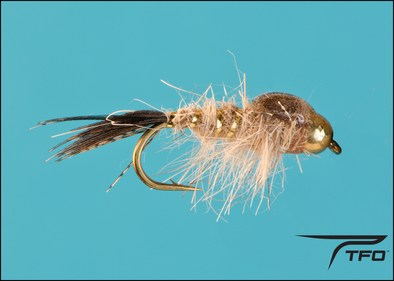 Beadhead Hares Ear Fly fishing nymph | TFO - Temple Fork Outfitters Canada
