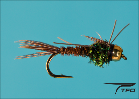Beadhead Rubber leg Pheasant Tail Nymph | TFO - Temple Fork Outfitters Canada