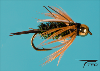 Beadhead Rubber Leg Prince Nymph | TFO - Temple Fork Outfitters Canada