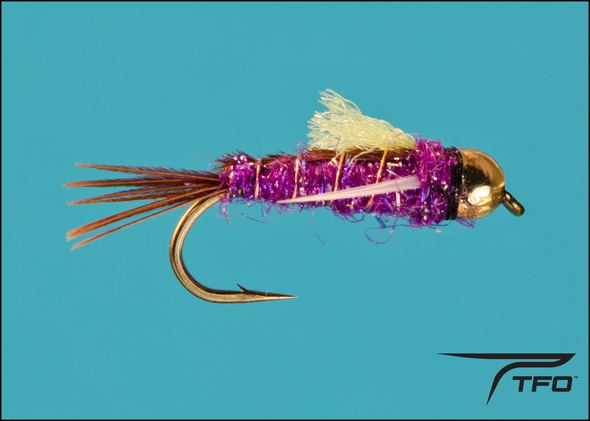 Beadhead Psycho Prince Fly fishing nymph | TFO - Temple Fork Outfitters Canada
