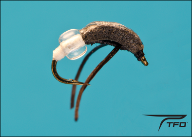 Water Boatman - Air Bubble Fly fishing nymph | TFO - Temple Fork Outfitters Canada