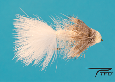 Bow River Bugger White | TFO - Temple Fork Outfitters Canada