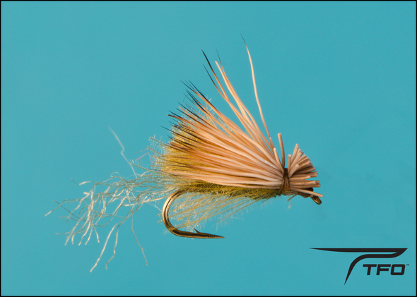 Caddis Spring Creek Olive | TFO - Temple Fork Outfitters Canada